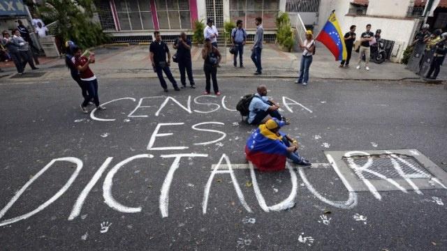 تلفزيون فنزويلي يبث تسجيلا صوتيا حول خطط المعارضة لزعزعة الاستقرار في البلاد