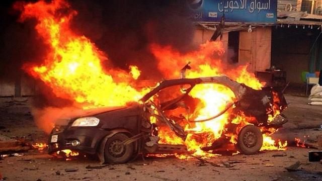 مقتل 49 شخصا على الأقل في سلسلة انفجارات في العراق