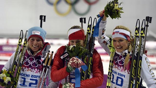 بالصور .. أبطال اليوم العاشر في أولمبياد سوتشي 2014
