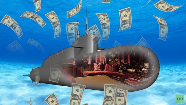 ليلة واحدة في أعماق البحر مقابل 293 ألف دولار