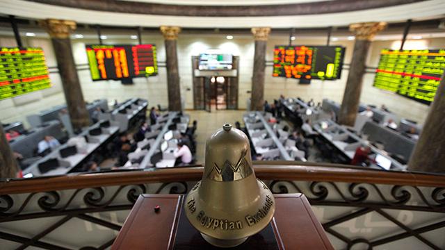 مؤشر بورصة مصر الرئيسي يرتفع إلى أعلى مستوى منذ عام 2008