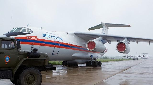موسكو ترسل 30 طنا من المساعدات الإنسانية إلى اليمن