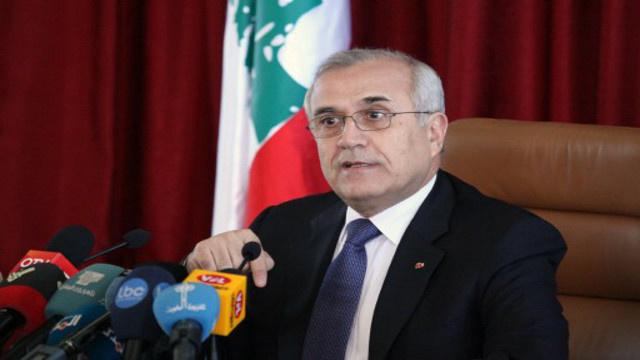 ميشال سليمان: الحكومة الجديدة من صنع لبناني والأمن أولويتها