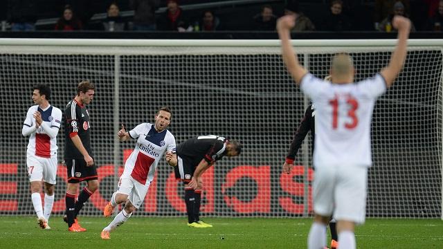 باريس سان جيرمان يضع قدما في ربع نهائي دوري الأبطال