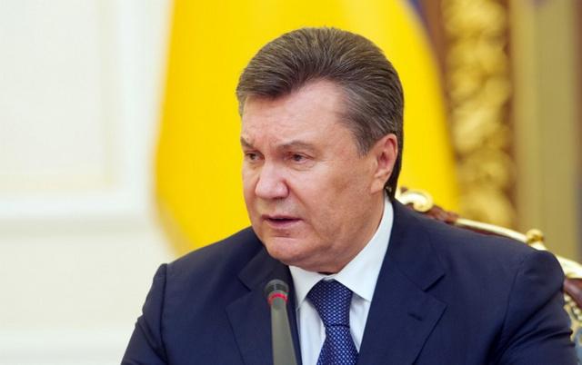 الرئيس الأوكراني: المعارضة تجاوزت كافة الحدود عندما دعت الى حمل السلاح وعلينا أن نجد حلا