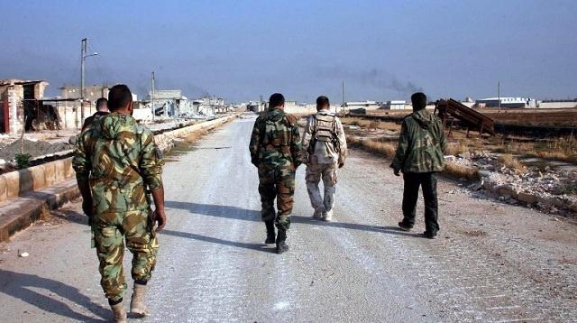 الجيش السوري يحقق مكاسب عسكرية في ريف القنيطرة