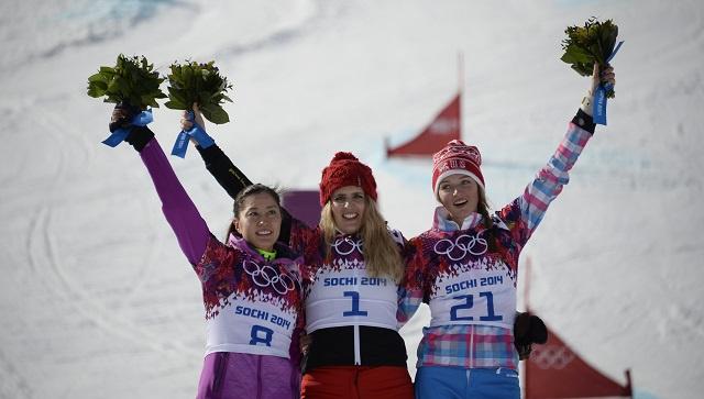 أولمبياد سوتشي .. ذهبية التعرج العملاق المتوازي للسيدات تذهب إلى سويسرا والبرونزية تبقى في روسيا