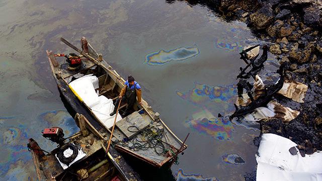 الصين تخصص مليارات الدولارات لمكافحة تلوث المياه