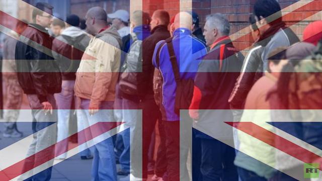 ارتفاع معدل البطالة في بريطانيا إلى 7.2% نهاية العام الماضي