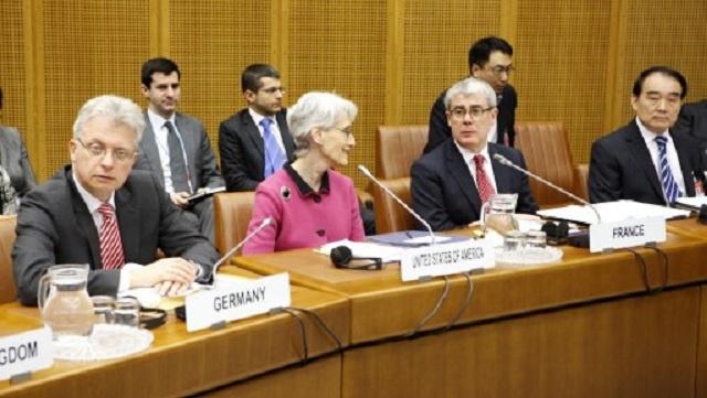 مواصلة المفاوضات النووية بين إيران والسداسية يوم الخميس