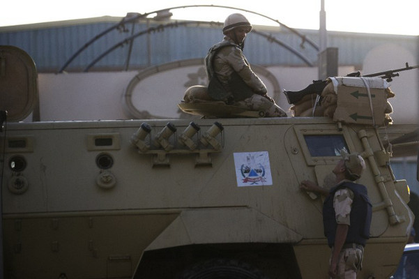 عملية أمنية للجيش المصري في سيناء تسفر عن مقتل 6 مسلحين