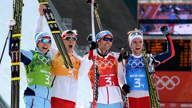النرويج تحلق عاليا في أولمبياد سوتشي بـ 10 ميداليات ذهبية