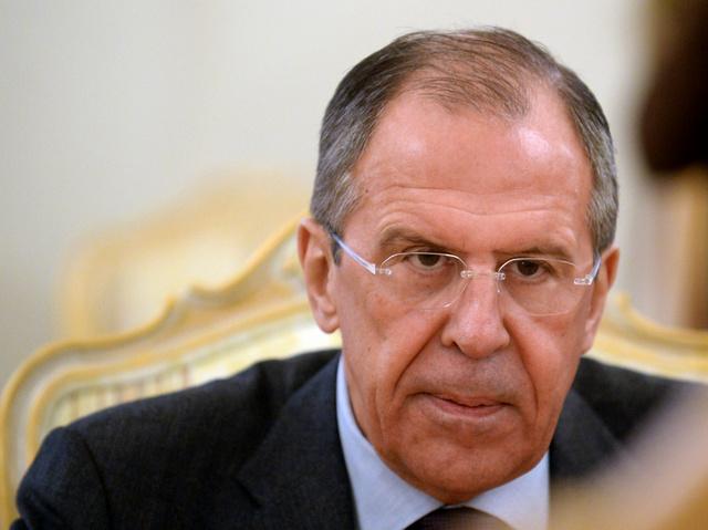 لافروف: قدمنا مقترحا لمجلس الأمن لإدانة كل أشكال الإرهاب في سورية