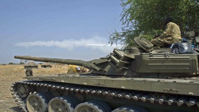 قوات جنوب السودان تسيطر على نصف مدينة ملكال النفطية