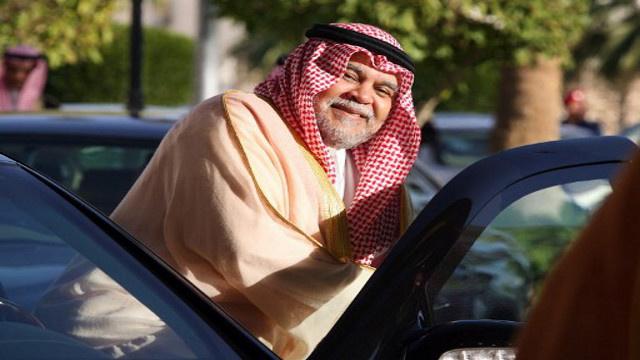 مصادر: الرياض تسحب الملف السوري من رئيس مخابراتها بندر بن سلطان