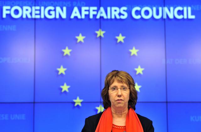 الاتحاد الأوروبي يفرض عقوبات على أوكرانيا ولا يحدد موعد بدء تنفيذها