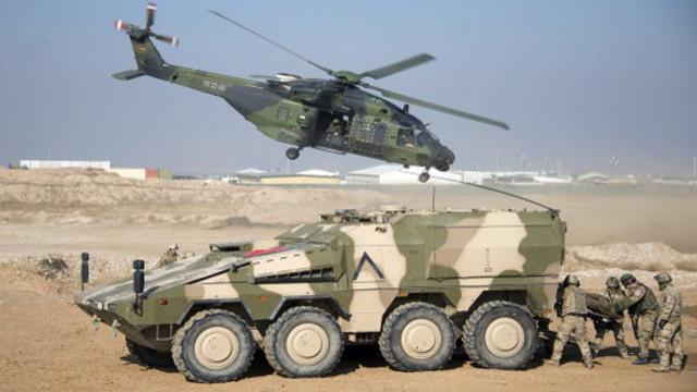ألمانيا تمدد لقواتها في أفغانستان حتى نهاية 2014