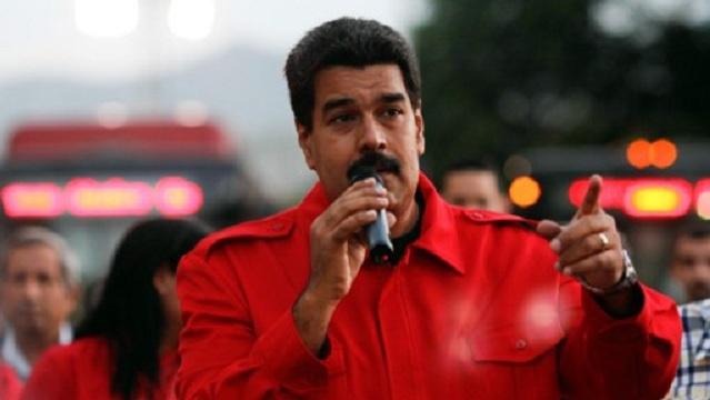 مادورو يهدد