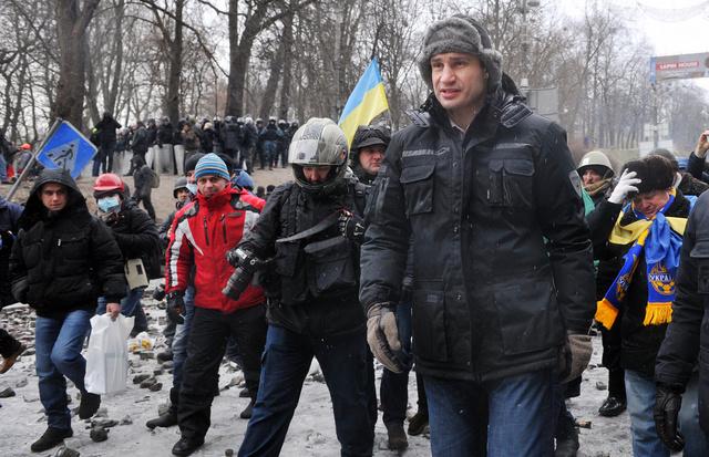 كليتشكو: المعارضة ستوقع الاتفاق مع يانوكوفيتش لكن يجب التفاوض مع المحتجين في الميدان