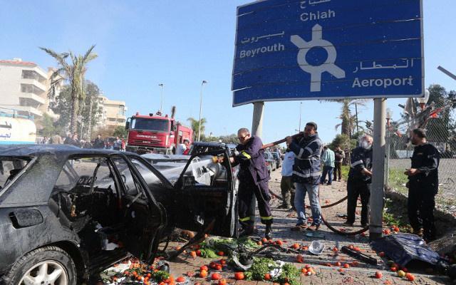 لبنان يعتقل متهما رئيسيا بتجنيد الانتحاريين