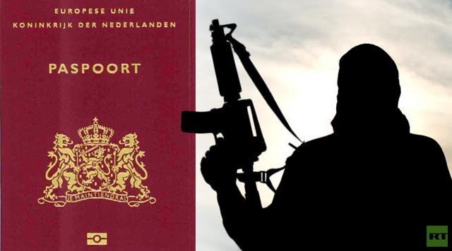 إلغاء جوازات سفر 10 شبان هولنديين أرادوا القتال في سورية