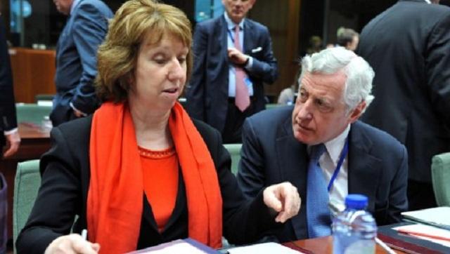الاتحاد الأوروبي يعلن استعداده تقديم مساعدات لأوكرانيا