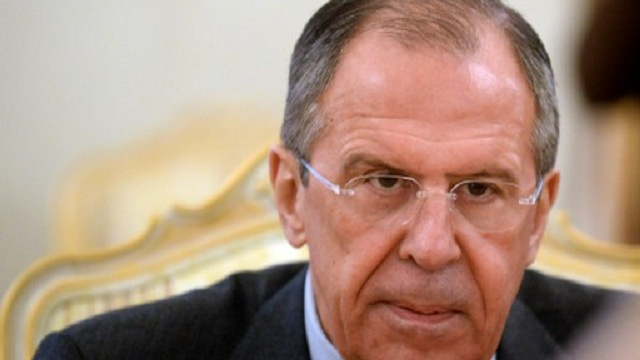 لافروف: روسيا تعارض بشكل قاطع انضمام أوكرانيا لحلف الناتو