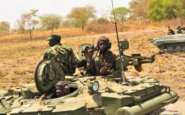 تعطل مباحثات السلام في جنوب السودان