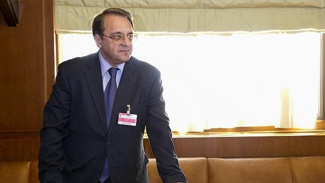 بوغدانوف يبحث مع سفير إيران في موسكو الأزمة السورية في ضوء