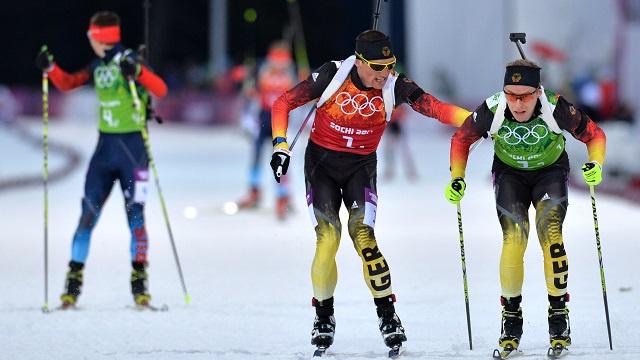 روسيا ترتقي إلى المركز الأول في أولمبياد سوتشي