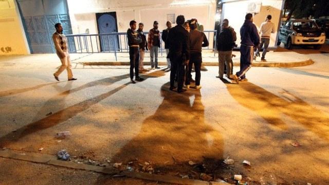 انفجار قذيفة قرب القنصلية التونسية في بنغازي