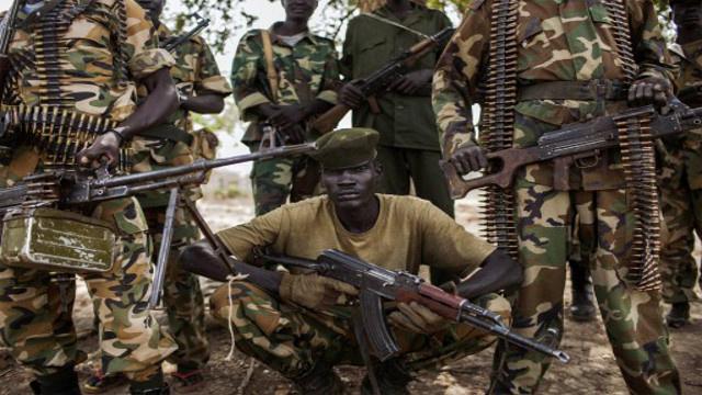 جيش جنوب السودان يصد 3 هجمات للمتمردين على بلدة بور