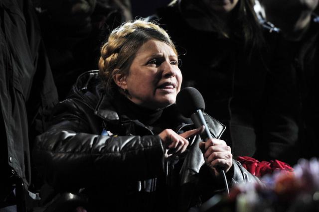تيموشينكو لا تنوي الترشح لرئاسة الحكومة
