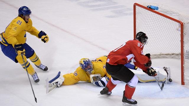 كندا تتوج بالذهبية الأخيرة في أولمبياد سوتشي 2014