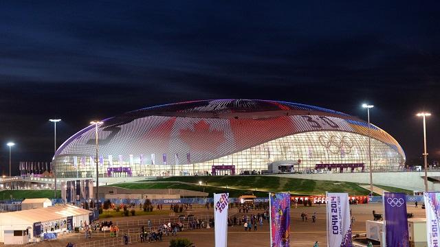انطلاق حفل اختتام دورة الألعاب الأولمبية الشتوية الـ22 في سوتشي