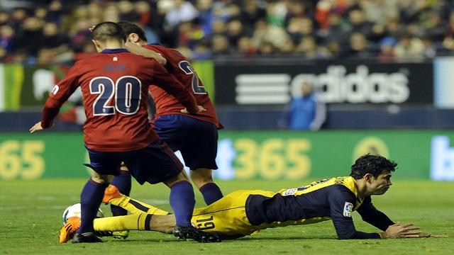 أتلتيكو مدريد يحذو على خطى برشلونة ويسقط بالثلاثة
