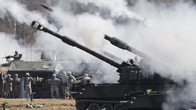 واشنطن وسيئول تبدآن تدريبات عسكرية مشتركة رغم التحذيرات الكورية الشمالية