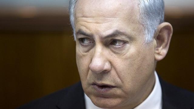 نتانياهو: تنفيذ خطة كيري هو الفرصة الوحيدة للسلام مع الفلسطينيين