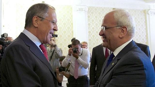 روسيا وفلسطين تدعوان إلى عقد اجتماع جديد للرباعية بشأن التسوية الشرقأوسطية