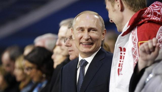 بوتين: أولمبياد سوتشي قدمت للعالم صورة لروسيا العصرية المتنوعة