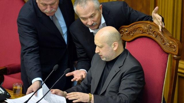 بدء الحملة الانتخابية في أوكرانيا غدا الثلاثاء وتشكيل حكومة جديدة خلال يومين