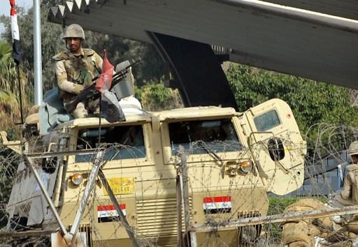 الجيش المصري يقتل 14