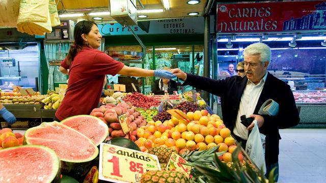 تراجع معدل التضخم في منطقة اليورو يشير إلى ضعف الطلب المحلي