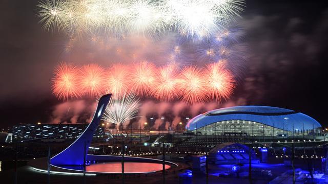 مراسم اختتام أولمبياد سوتشي: الروعة والرونق.. وروح الفكاهة الروسية (فيديو+صور)