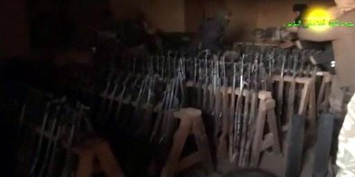 حرس الحدود الاردني يحبط مجددا عملية تهريب ذخائر من سورية