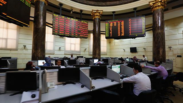 صعود البورصة المصرية بعد استقالة الحكومة
