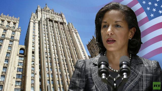 موسكو تنصح رايس باسداء النصيحة للقيادة الامريكية وليس لروسيا حول اخطاء استعمال القوة