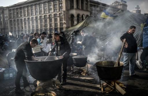 برلماني اوكراني: ستوجه تهم لـ50 شخصا في قضية قتل المحتجين
