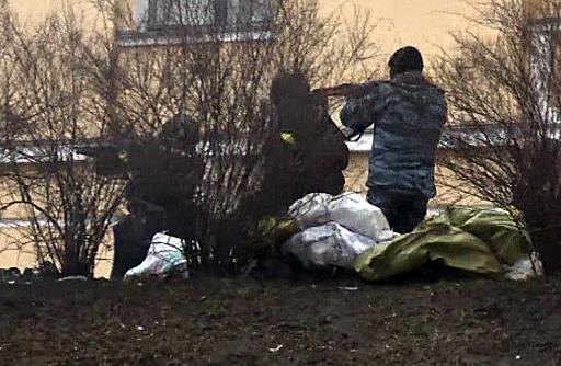 اوكرانيا.. سرقة الف قطعة سلاح في مدينة لفوف 400 منها مازالت مفقودة
