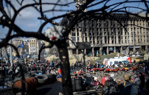 محافظو 13 مقاطعة اوكرانية يعلنون استقالاتهم